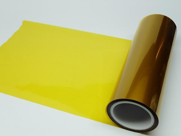 茶色PI双层硅胶带