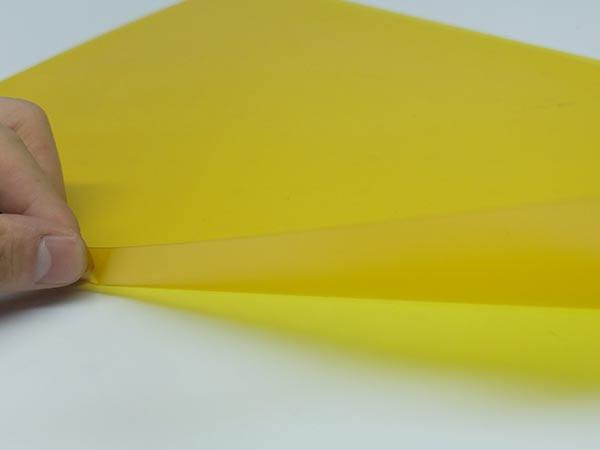 茶色PI单层硅胶带